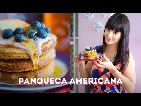 PANQUECA AMERICANA   ALMOÇO SHOW #7 #FiqueEmCasa #Comigo