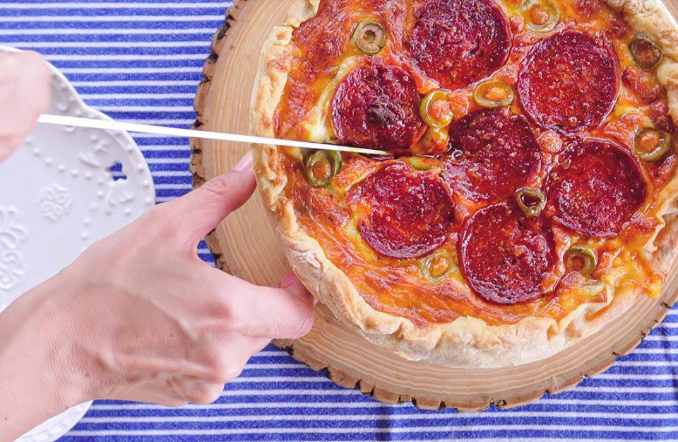 9 Receitas de Pizza Caseira para Testar Já!