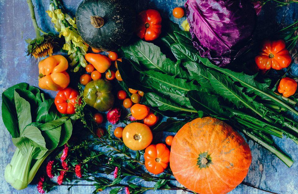 Por que consumir frutas, verduras e legumes da estação?