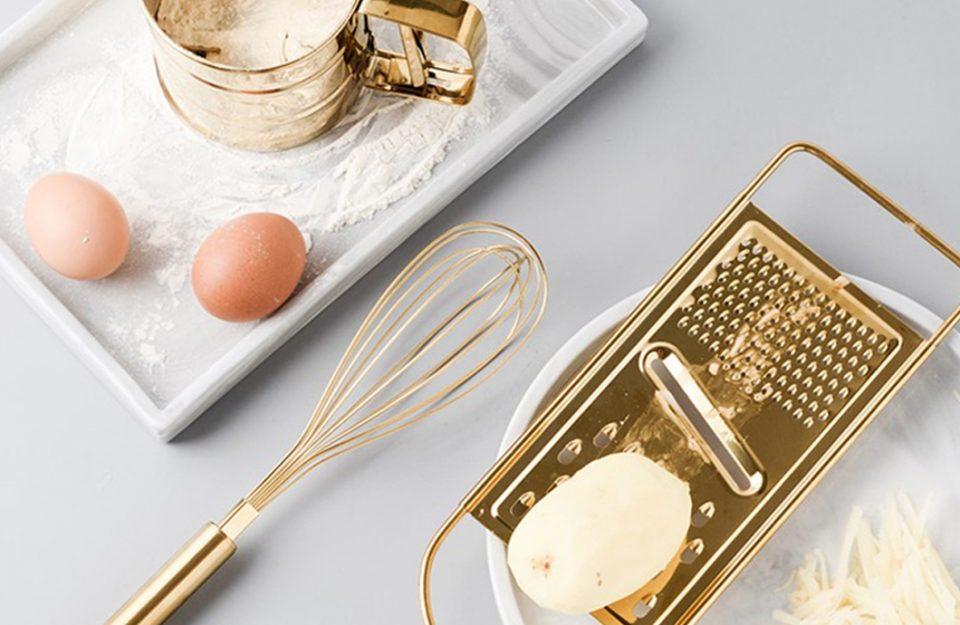 Você sabe a função de cada utensílio de cozinha e confeitaria? [QUIZ]
