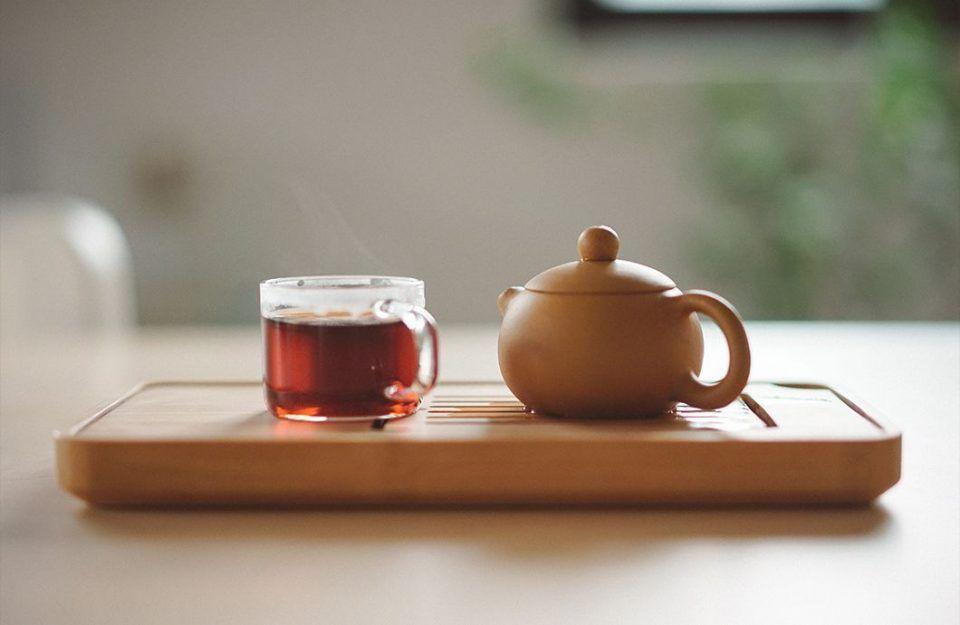 7 chás para dar energia e substituir o café