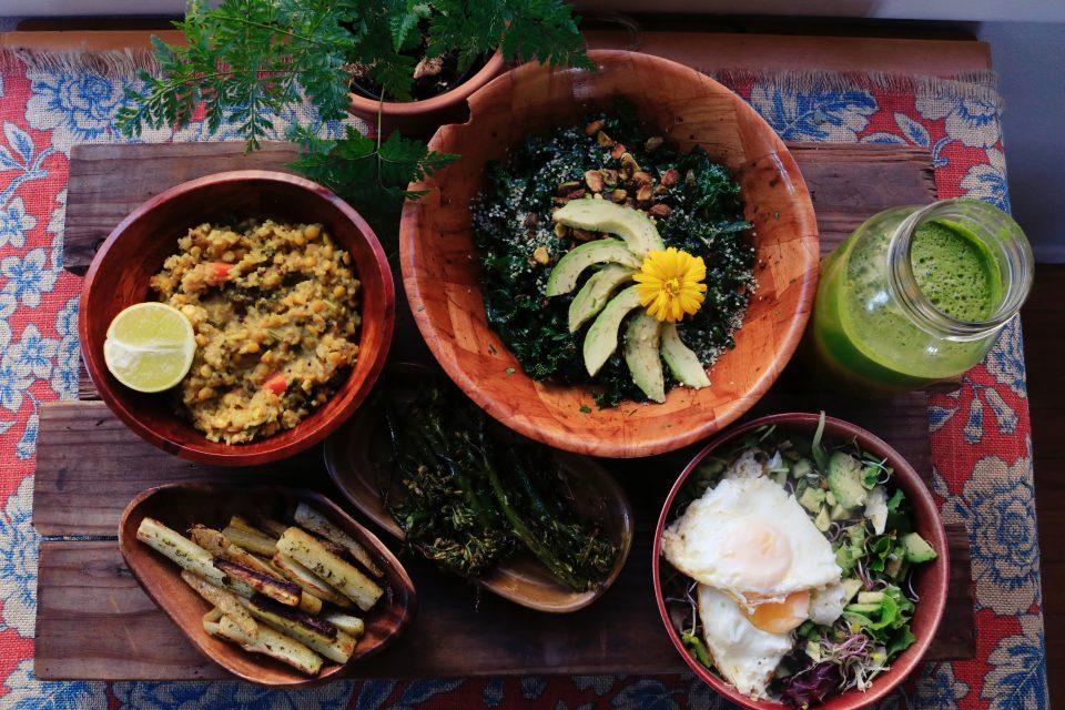 Alimentação Ayurveda: quais alimentos de cada dosha?