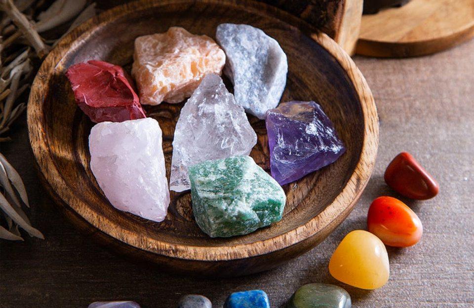 Qual o significado dos cristais de acordo com suas cores?