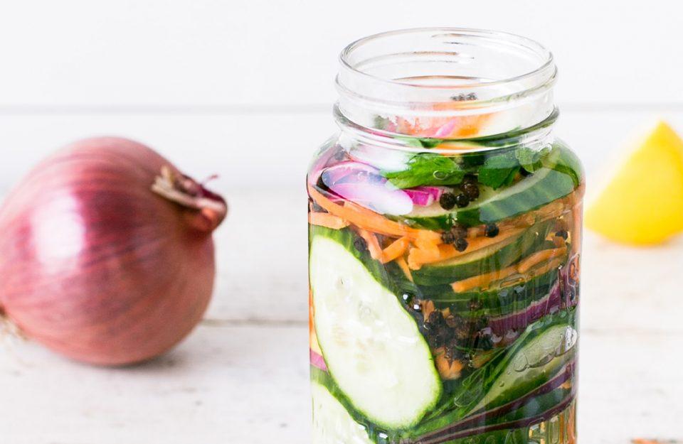 Como fazer conserva de legumes em casa (passo a passo)
