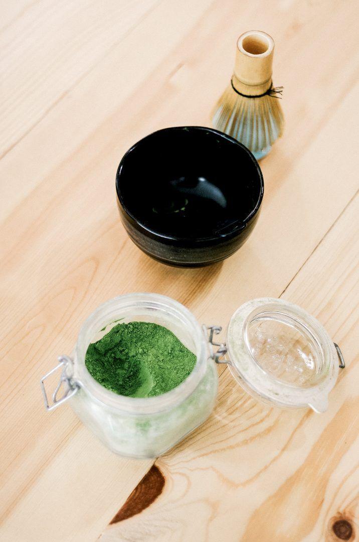 Matcha e chá verde: qual o melhor?