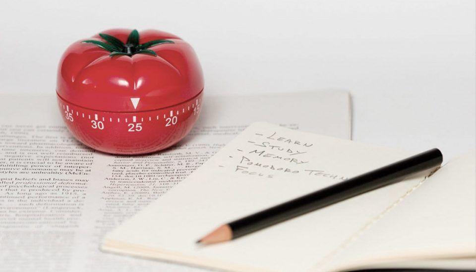 Pomodoro: gerenciar o tempo, descansar e aumentar a concentração