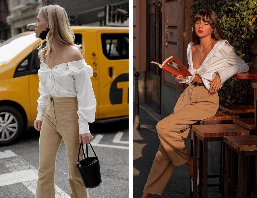 Camisa branca: por que dizem ser uma peça essencial?