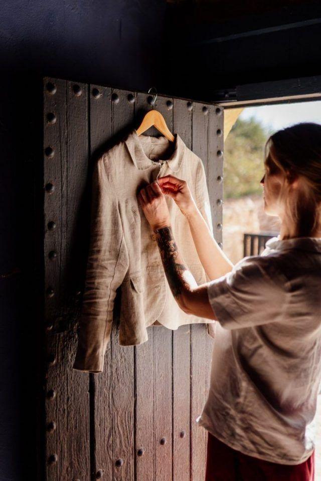 Linho puro vs misto: diferenças no caimento, resistência e duração do tecido
