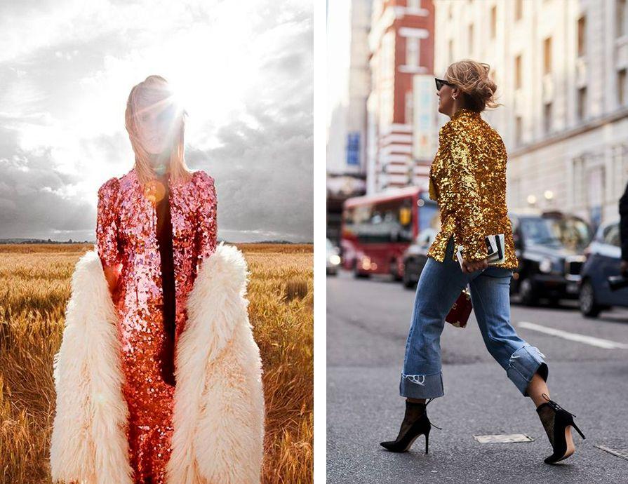 Tecidos com brilho: dicas para usar cada um deles e compor melhor o look