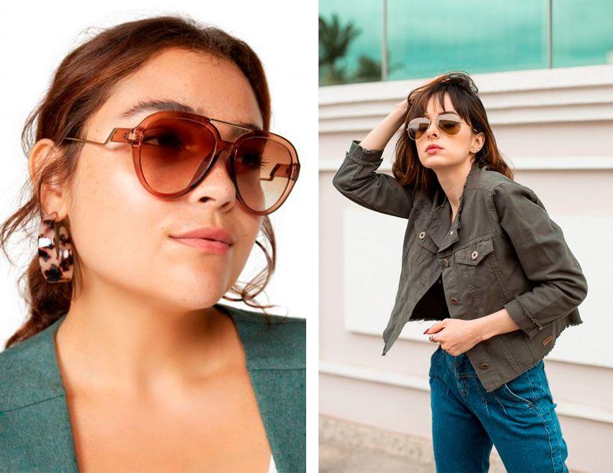 Óculos de sol: quais as armações, como escolher e inspirações