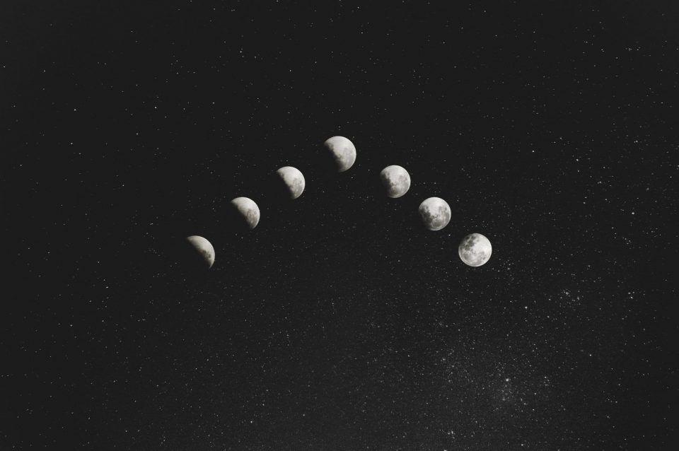 A Lua nos 12 signos