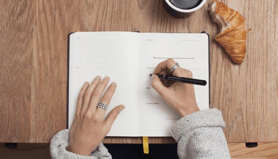 Listas para fazer no fim do mês e começar um novo ciclo