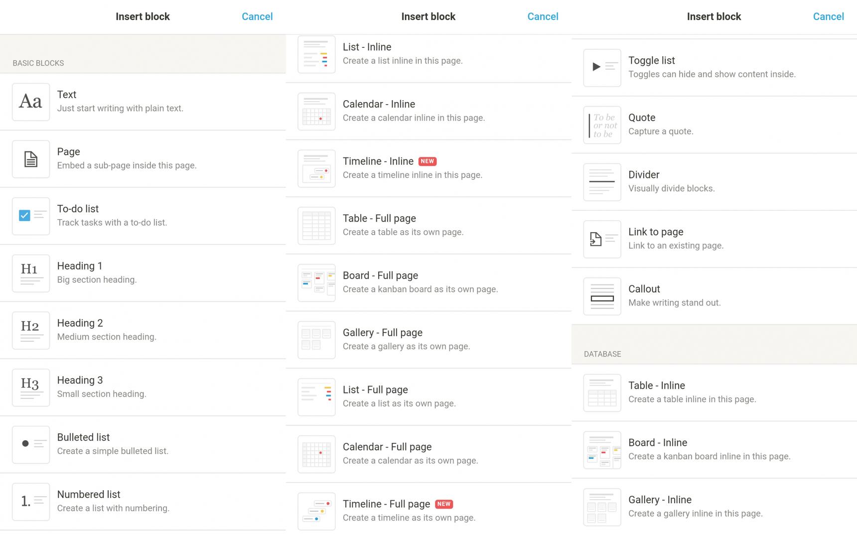 Notion: o app de organização que dá liberdade para fazer tudo!