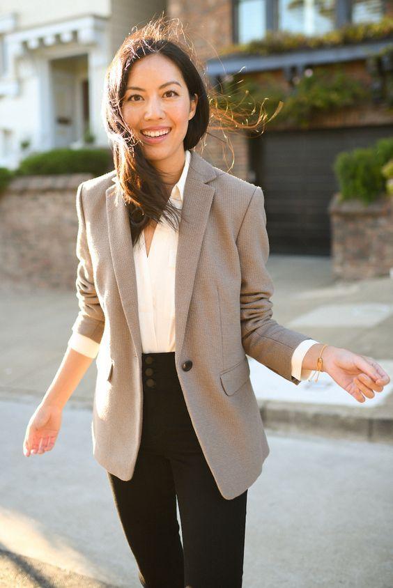 5 tipos de blazer e como escolher o melhor para você