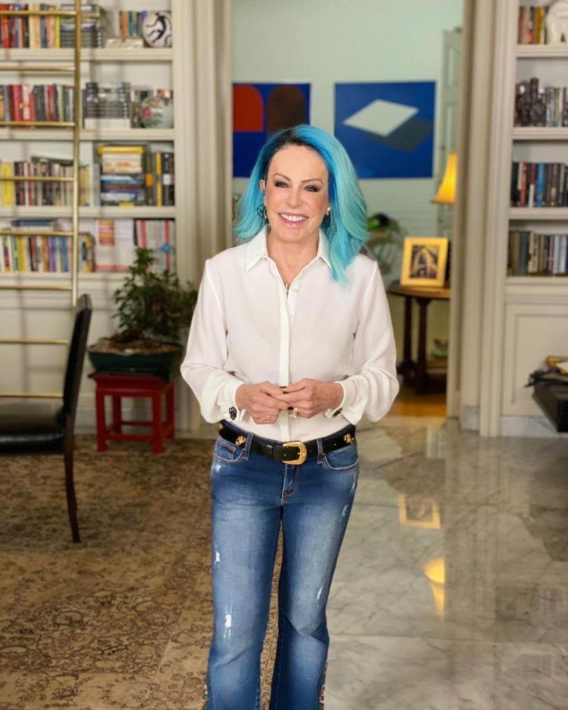 Os vários estilos da Ana Maria Braga e looks para se inspirar