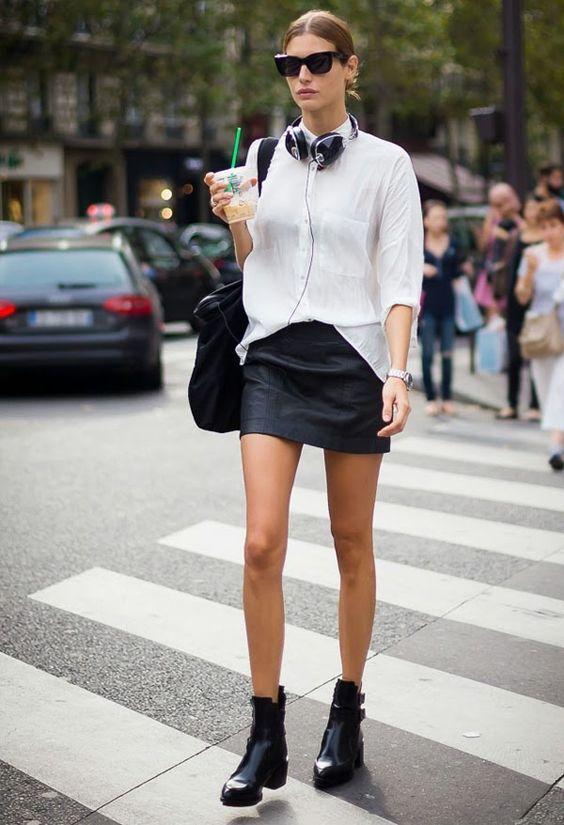 8 truques com camisa branca para sair do óbvio