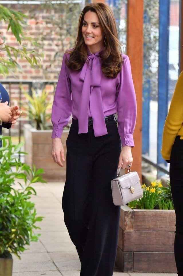Os segredos de moda de Kate Middleton